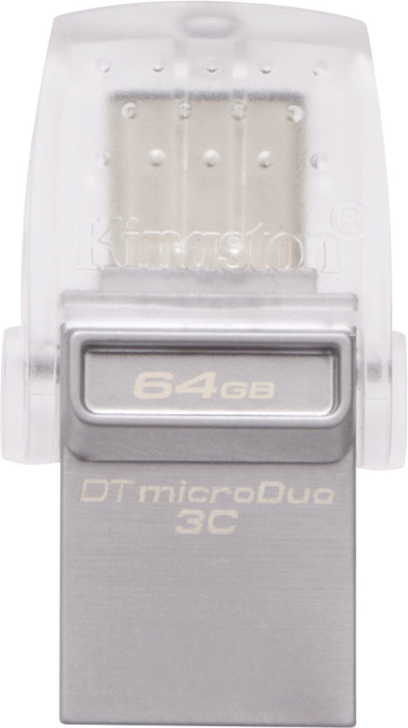 Best price on Kingston DTDUO3C 64GB USB 3.1 Pen Drive in India
