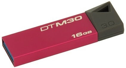 Best price on Kingston DTM30 16GB USB 3.0 Pen Drive in India