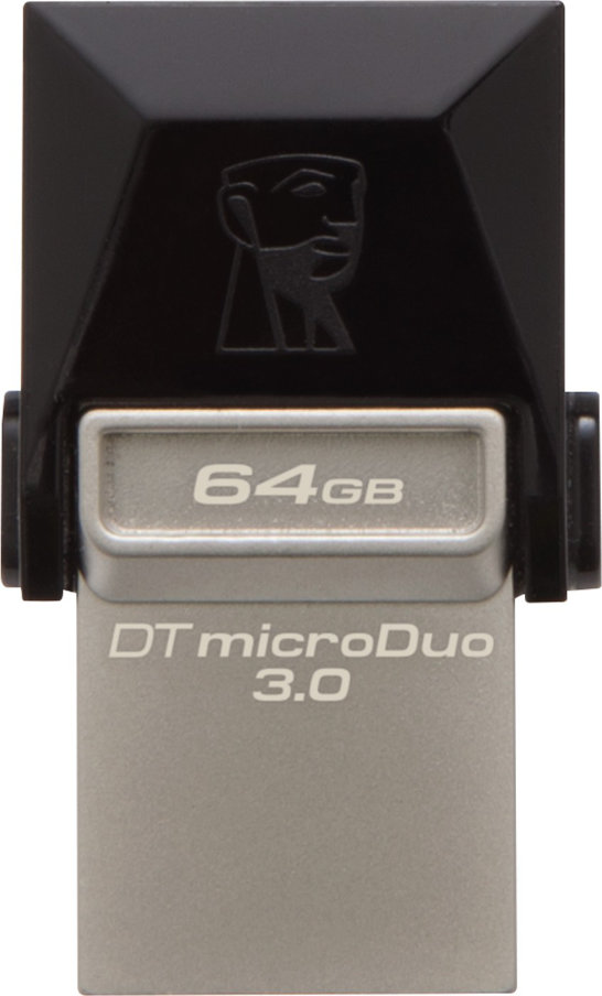 Best price on Kingston Data Traveler MicroDuo USB 3.0 64GB OTG Pendrive in India