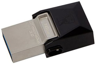 Best price on Kingston DTDUO3 16 GB USB 3.0 Pen Drive in India