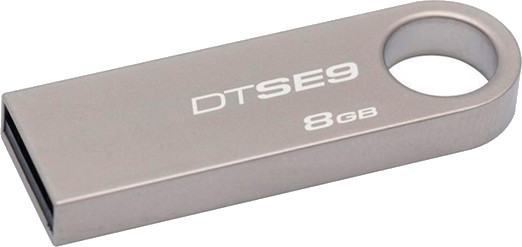 Best price on Kingston DataTraveler SE9 8GB Pen Drive in India