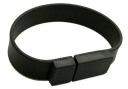 Best price on Microware Wristband Black Shape Designer 8 GB Pendrive in India