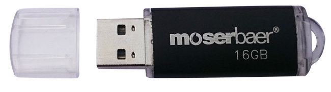 Best price on Moserbaer Rapid USB 3.0 16GB Pen Drive in India
