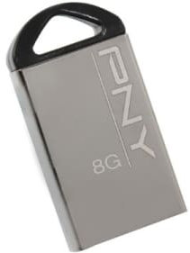Best price on PNY 8GB Mini M1 Attache USB Flash Drive in India