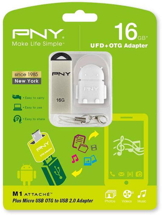 Best price on PNY M1 Attache 16GB Pen Drive in India