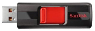 Best price on SanDisk Cruzer Retail 64GB Pen Drive in India