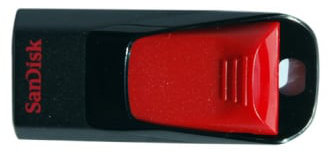 Best price on Sandisk Cruzer Edge 16GB Pen Drive in India