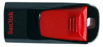 Best price on SanDisk Cruzer Edge 32 GB Pen Drive in India