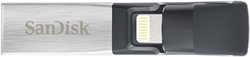 Best price on Sandisk iXpand 16 GB Usb 2.0 Flash Drive For Iphone & Ipad in India