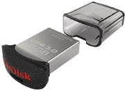 Best price on Sandisk Ultra Fit SDCZ43 USB 3.0 16GB Pen Drive - Front in India