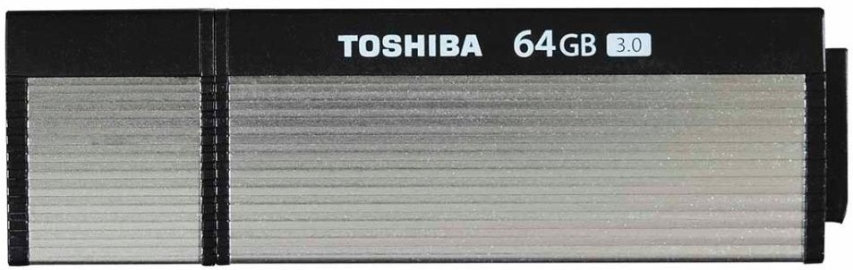 Best price on Toshiba TransMemory-EX II 64GB USB 3.0 Pendrive in India