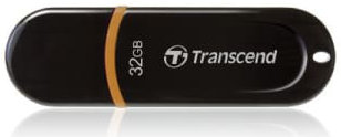 Best price on Transcend JetFlash 300 32GB Pen Drive in India