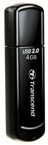 Best price on Transcend Jet Flash 350 4GB Pen Drive in India