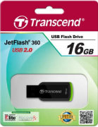 Best price on Transcend Jet Flash 360 16 GB Pen Drive - Top in India