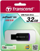 Best price on Transcend Jet Flash 360 32GB Pen Drive - Top in India