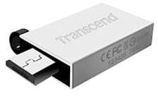 Best price on Transcend JetFlash 380 64GB USB 2.0 OTG Pen Drive in India