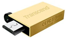 Best price on Transcend JetFlash 380 8GB OTG Pendrive in India