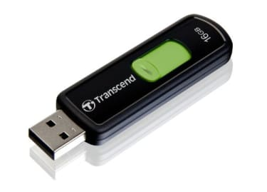 Best price on Transcend JetFlash 500 16GB Pen Drive in India