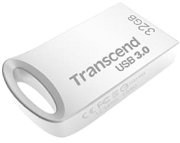 Best price on Transcend JetFlash 710 32 GB Pen Drive - Front in India