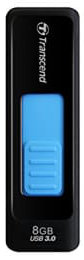 Best price on Transcend Jet Flash 760 8GB Pen Drive (Blue) in India