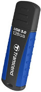 Best price on Transcend JetFlash 810 128GB USB 3.0 Pen Drive (TS128GJF810) - Front in India