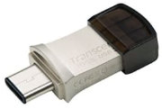 Best price on Transcend JetFlash 890s 16GB OTG Pen Drive - Front in India