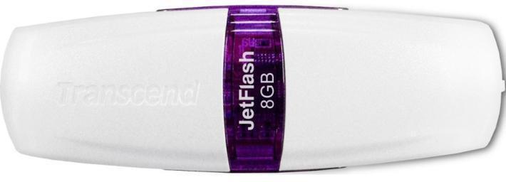 Best price on Transcend Jetflash v20 (TS8GJFV20) 8GB USB 2.0 Pendrive in India