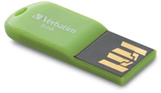 Best price on Verbatim Store N Go Micro 8GB Pen Drive (Purple) in India