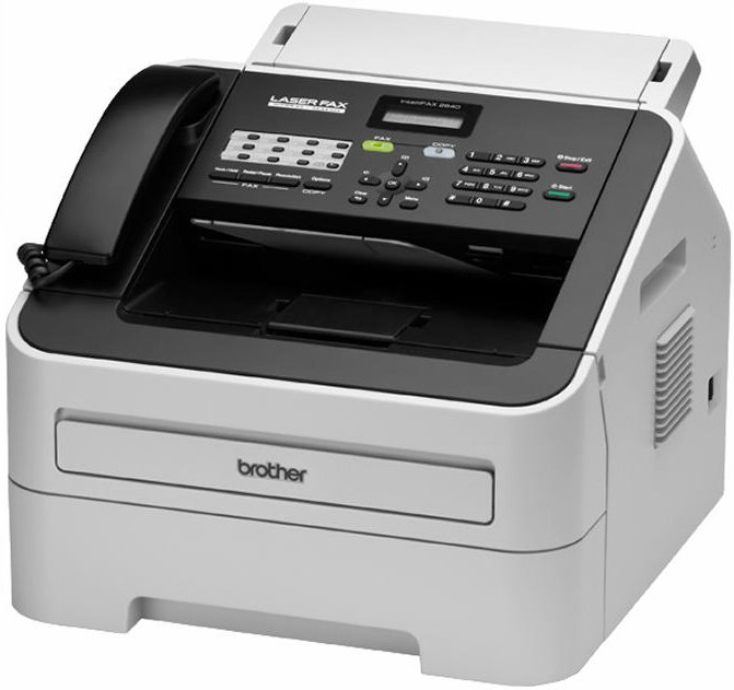 Best price on Brother Fax-2840 Laser Printer in India