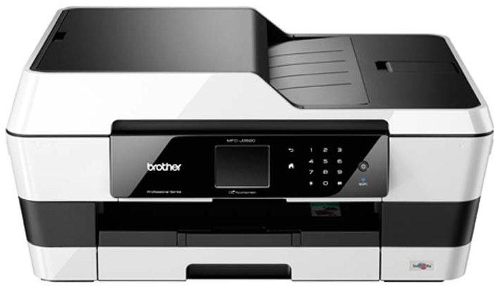 Best price on Brother MFC J3520 Multi-function Inkjet Printer in India