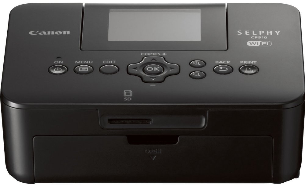 Best price on Canon CP910 Selphy Series Photo Printer in India