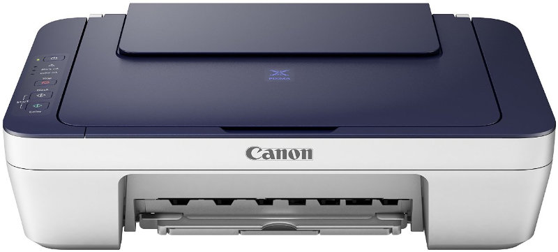 Best price on Canon Pixma E477 All in One InkJet Wifi Printer in India