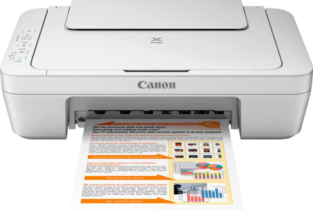 Best price on Canon Pixma MG2570 Printer in India