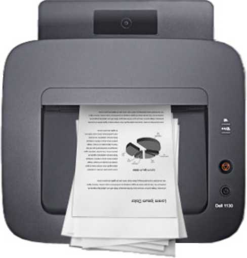 Best price on Dell Mono Laser - 1130 Printer in India