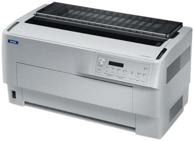Best price on Epson DFX-9000 9 Pin Dot Matrix Printer in India