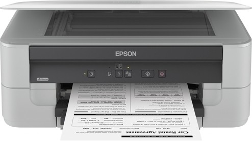 Best price on Epson K200 All-in-One Mono Inkjet Printer in India
