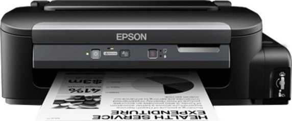 Best price on Epson M100 Low Cost Monochrome Printer in India