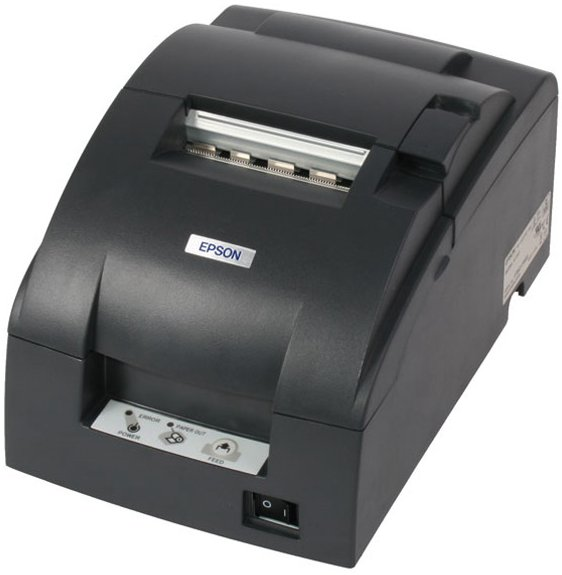 Best price on Epson TMU-220PD POS Printer in India