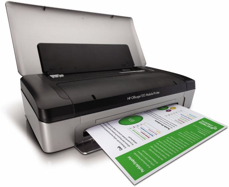 Best price on HP 100 (CN551A) Inkjet Printer in India