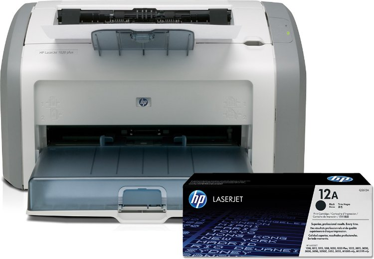Best price on HP LaserJet 1020 Plus Printer in India