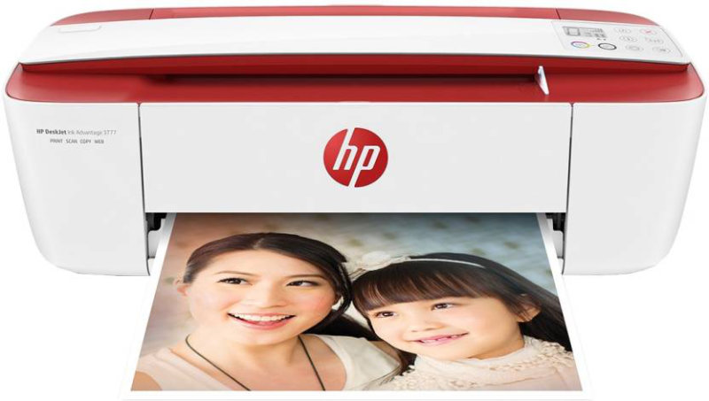 Best price on HP DeskJet Ink Advantage 3775 (Wireless) Multi-function Printer in India