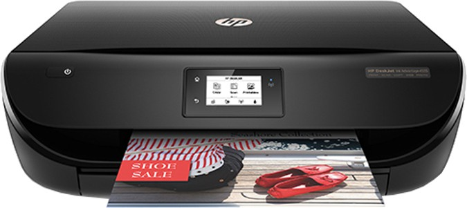 Best price on HP DeskJet Ink Advantage 4535 All in One Multi function Printer in India