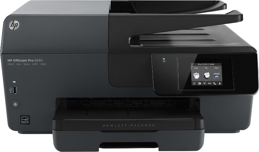 Best price on HP Office Jet Pro 6830 E-All-in-One Printer in India