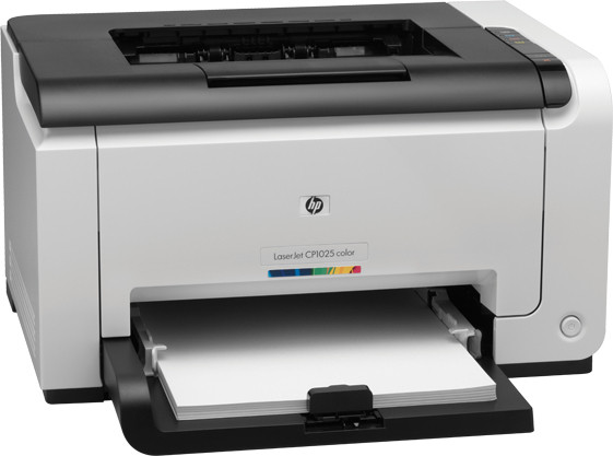 Best price on HP LaserJet Pro CP1025 Color Printer in India