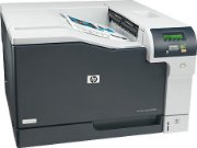Best price on HP LaserJet CP5225 Single Function Color Printer - Front in India