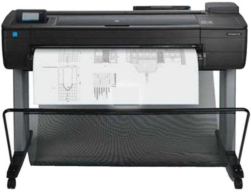 Best price on HP DESIGNJET T730 36-Inch Colored Printer in India
