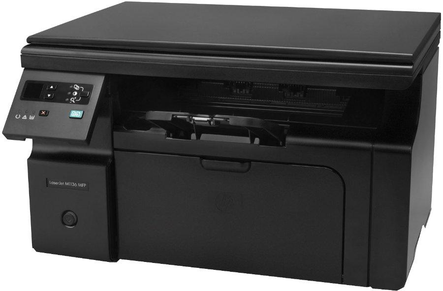 Best price on HP LaserJet Pro M1136 Multifunction Printer in India