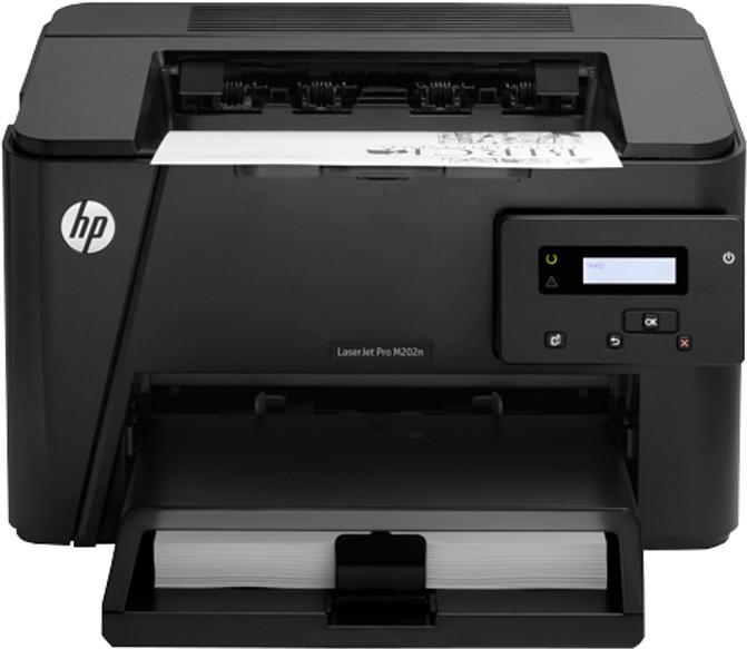 Best price on HP LaserJet Pro M202n Laser Printer in India