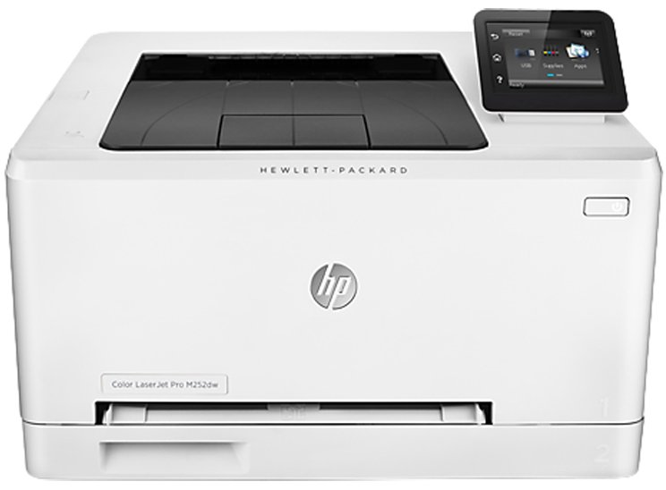 Best price on HP M252dw LaserJet Pro Color Printer in India