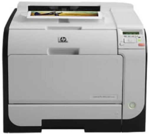 Best price on HP Laserjet Pro M400451nw Color Printer in India